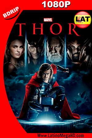 Thor (2011) Latino HD BDRIP 1080P ()