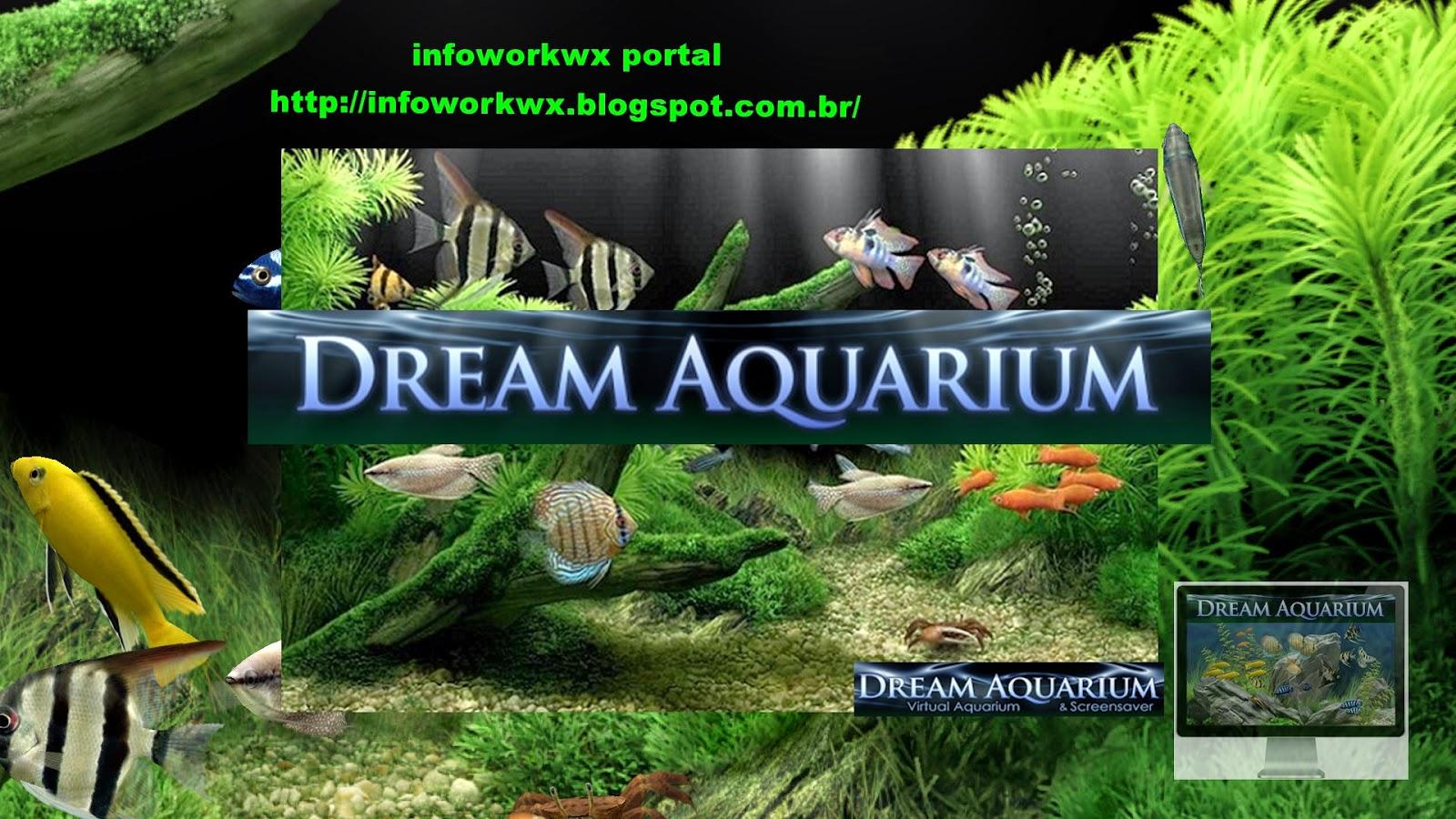 Dream aquarium screensaver cracked full version - Dream aquarium virtual fishtank 1 ...