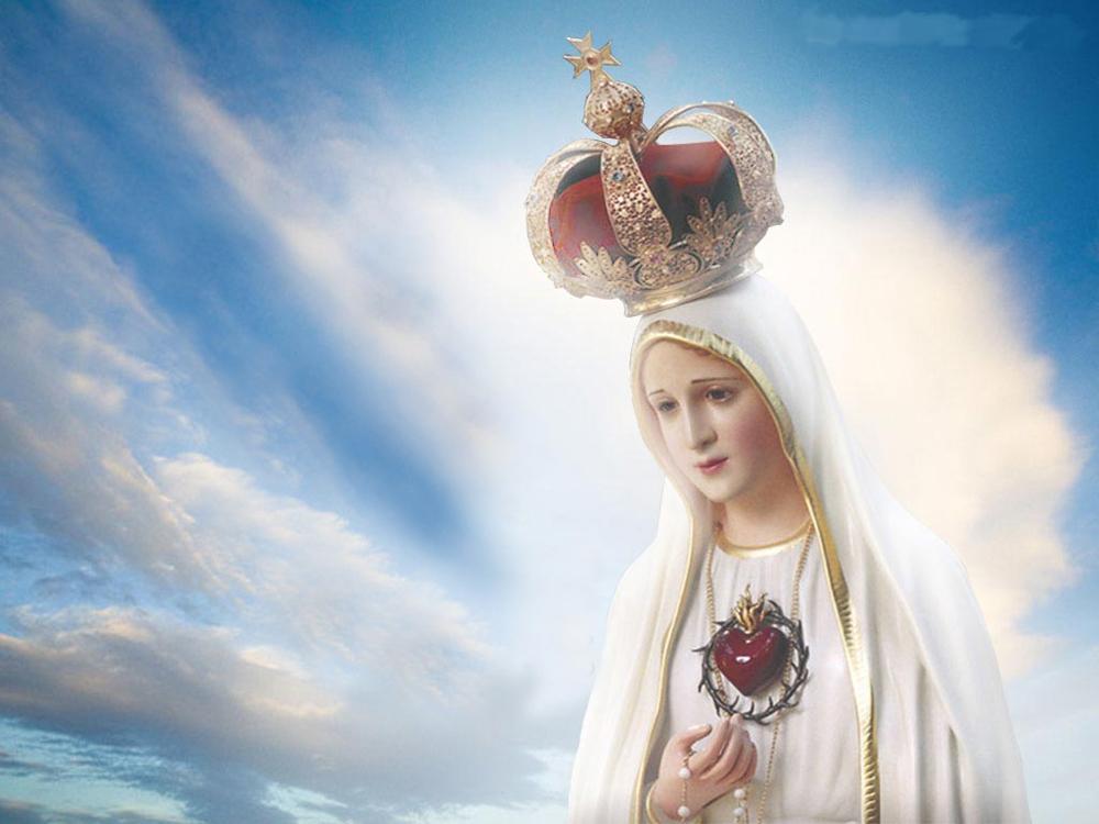 Nossa Senhora: Grupo Evangelização Nossa Senhora De Fatima: Oração A