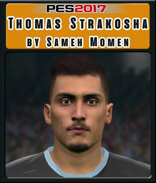 Thomas Strakosha Face PES 2017