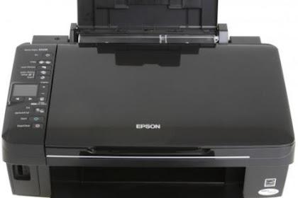 Epson SX218 Printer Driver Download