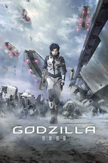 Godzilla 1ª Temporada Torrent - WEB-DL 720p/1080p Dual Áudio