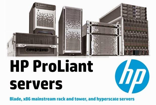 Daftar Harga Server HP Proliant Terbaru 2017