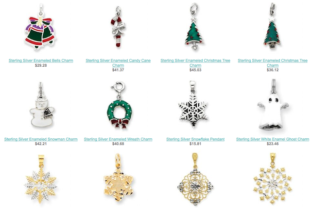 Jewelry Christmas Gifts