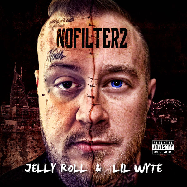 Jelly Roll & Lil Wyte - No Filter 2 Cover