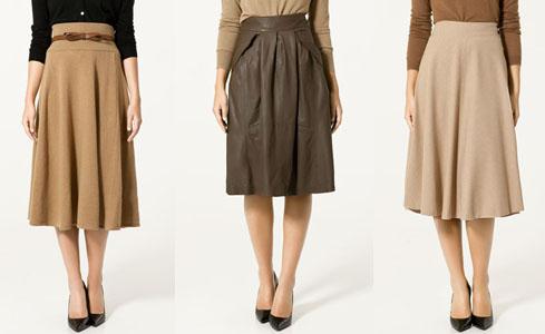 elegir despacho grande descuento venta profesional Ropa Elite, última moda: Faldas largas bonitas y elegantes