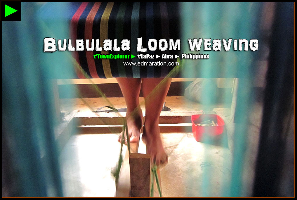 ABRA LOOM WEAVING