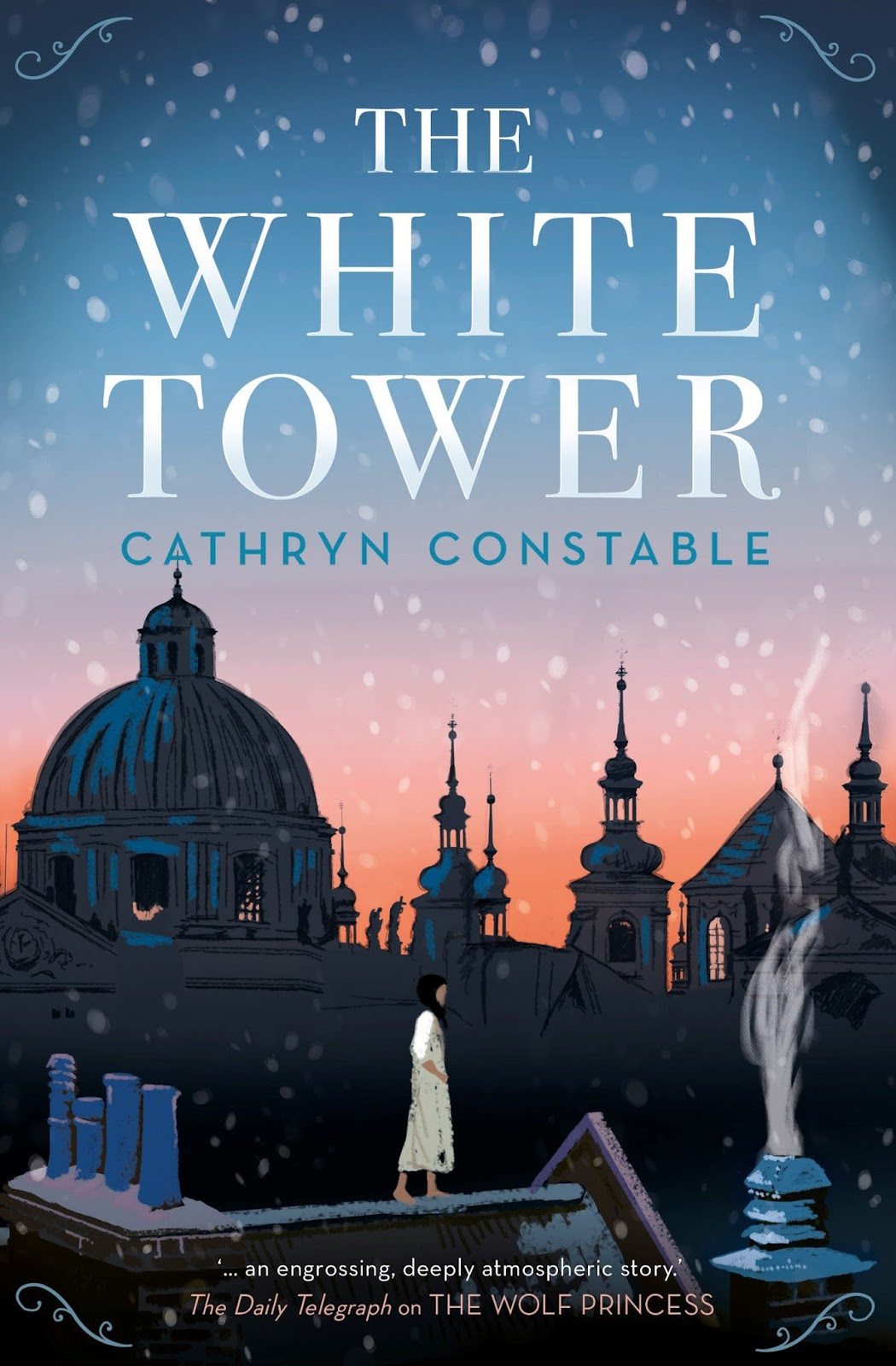 Cathryn Constable  The White Tower  Published By Chicken House; 1 Edition  (5 Jan 2017) Check Out Book Review Here