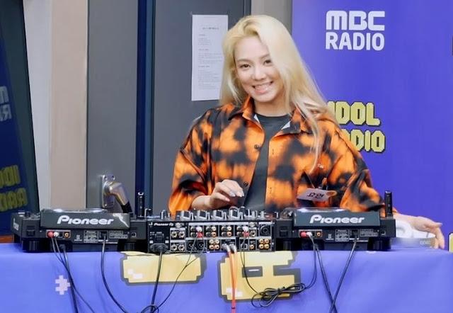 SNSD Hyoyeon Gee Remix