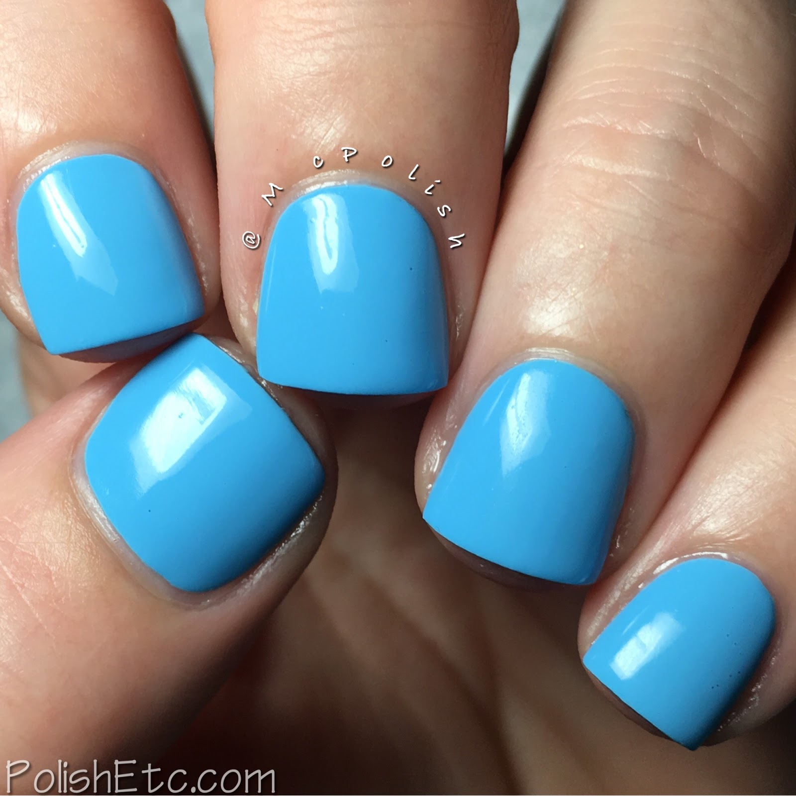 Kiara Sky Nail Lacquer - McPolish - After the Reign