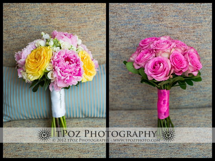 wedding Bouquet by Little House of Flowers