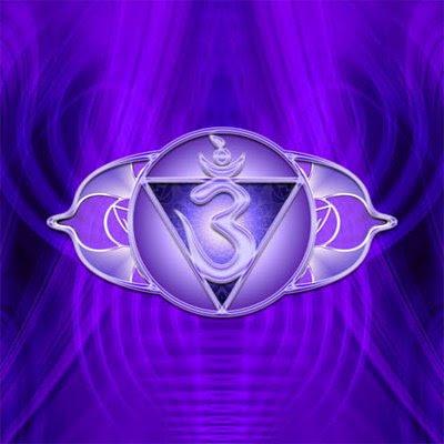 Resultado de imagem para o sexto chakra
