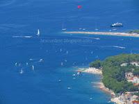 Svjetsko prvenstvo u jedrenju na dasci Bol slike otok Brač Online