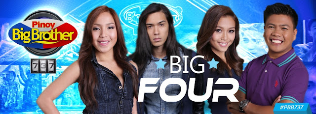 Dawn, Tommy, Miho and Roger are PBB 737 Regular 'Big Four'