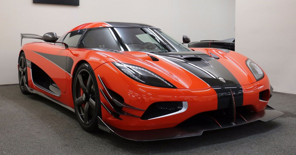 Koenigsegg Agera 39 Final One of 1 39 Listed For Sale At Munich Dealer