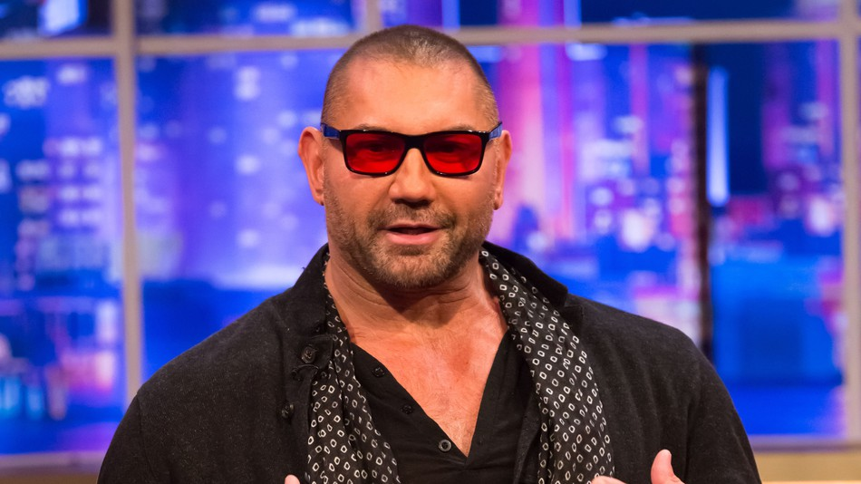 Dave Bautista Joins Zack Snyder's Army of the Dead