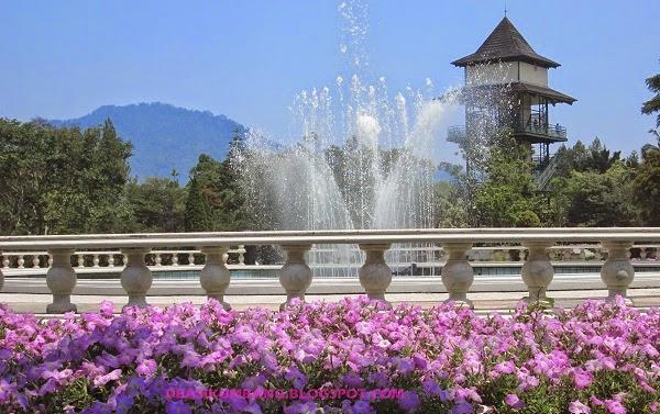 Tiket Masuk Wisata Taman Bunga Nusantara Bogor