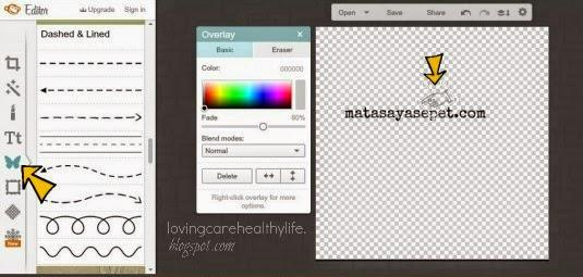 Cara Buat Watermark Pada Gambar