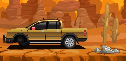 EscapeGamesZone Egyptian Desert Car Escape Walkthrough