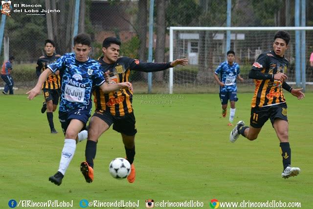 Fotos | Sub 19 | Fecha 7: Gimnasia 0-0 Mitre | Regional del NOA