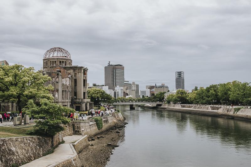 Parque Memorial de la Paz de Hiroshima, Japón
