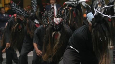 danza de los diablos guerrerenses