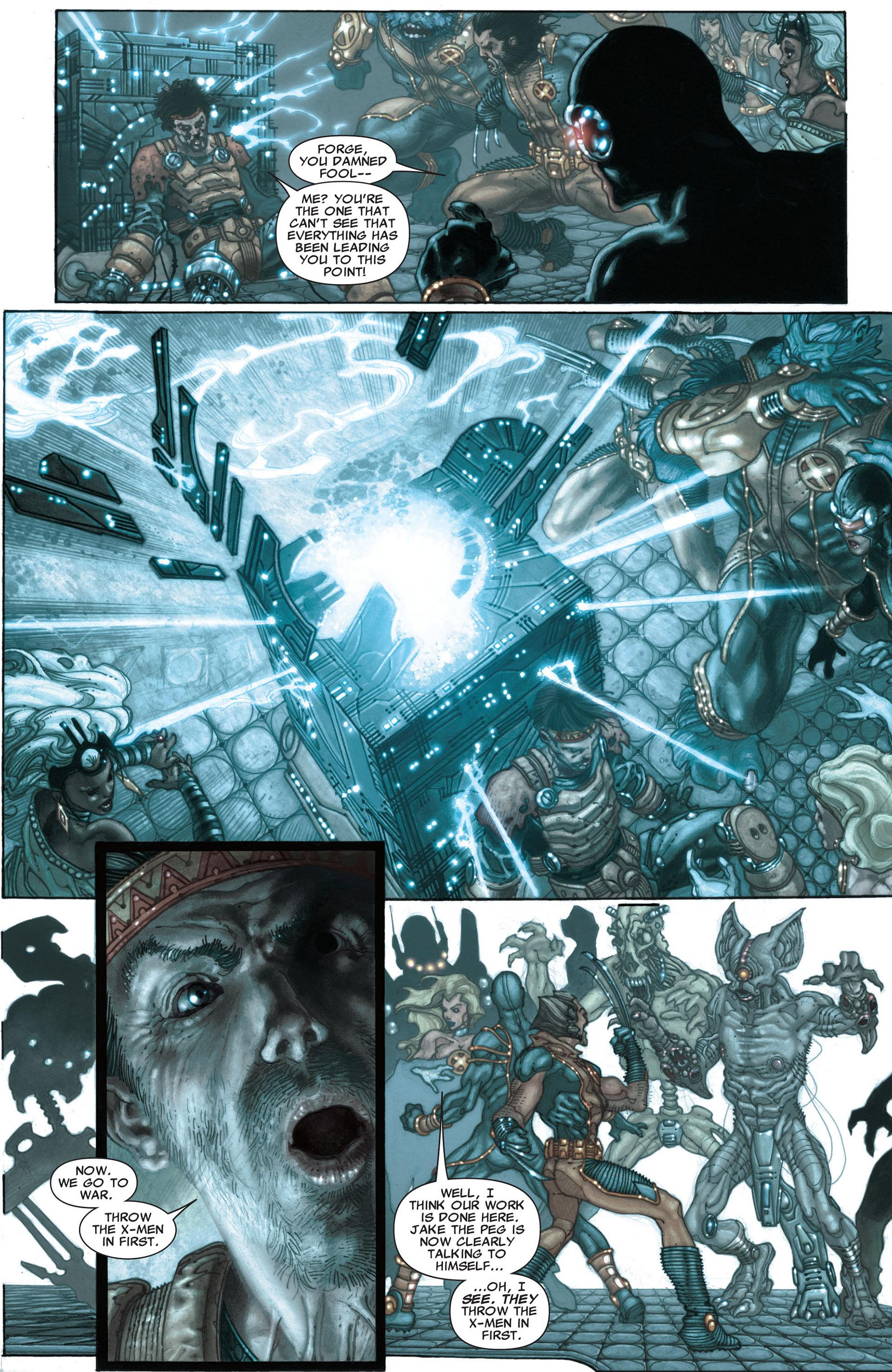 Read online Astonishing X-Men (2004) comic -  Issue #30 - 13