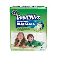 GoodNites Bedmats 007.04.0091 Night-Time Potty Training #betternights #pmedia #ad 20