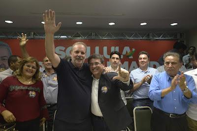 SERRA TALHADA: Prefeito Luciano Duque comenta Datafolha e afirma que tempo do PSB acabou