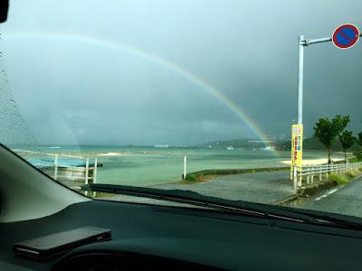 2015年10月下旬の沖縄