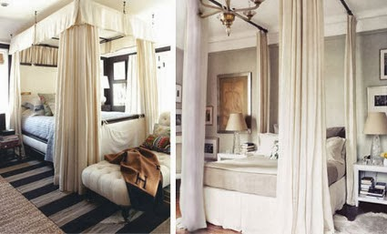Make Your Own Bed Canopy My Little Sweet House