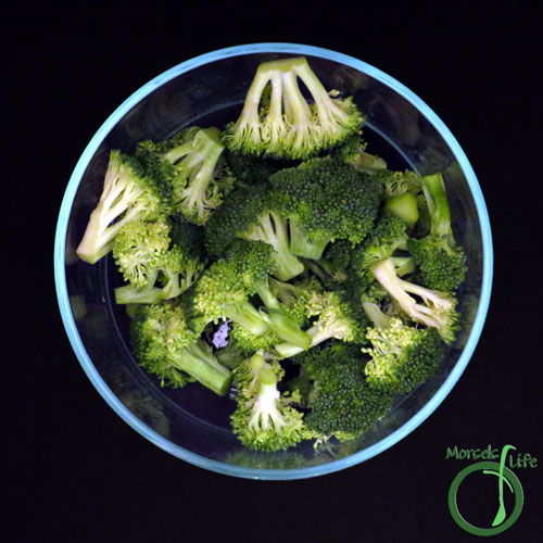 Morsels of Life - Roasted Broccoli Step 1 - Gather all materials.