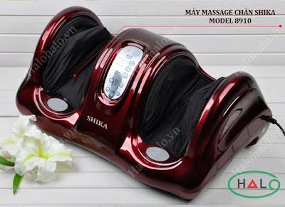 Máy massage chân SHIKA SK8910