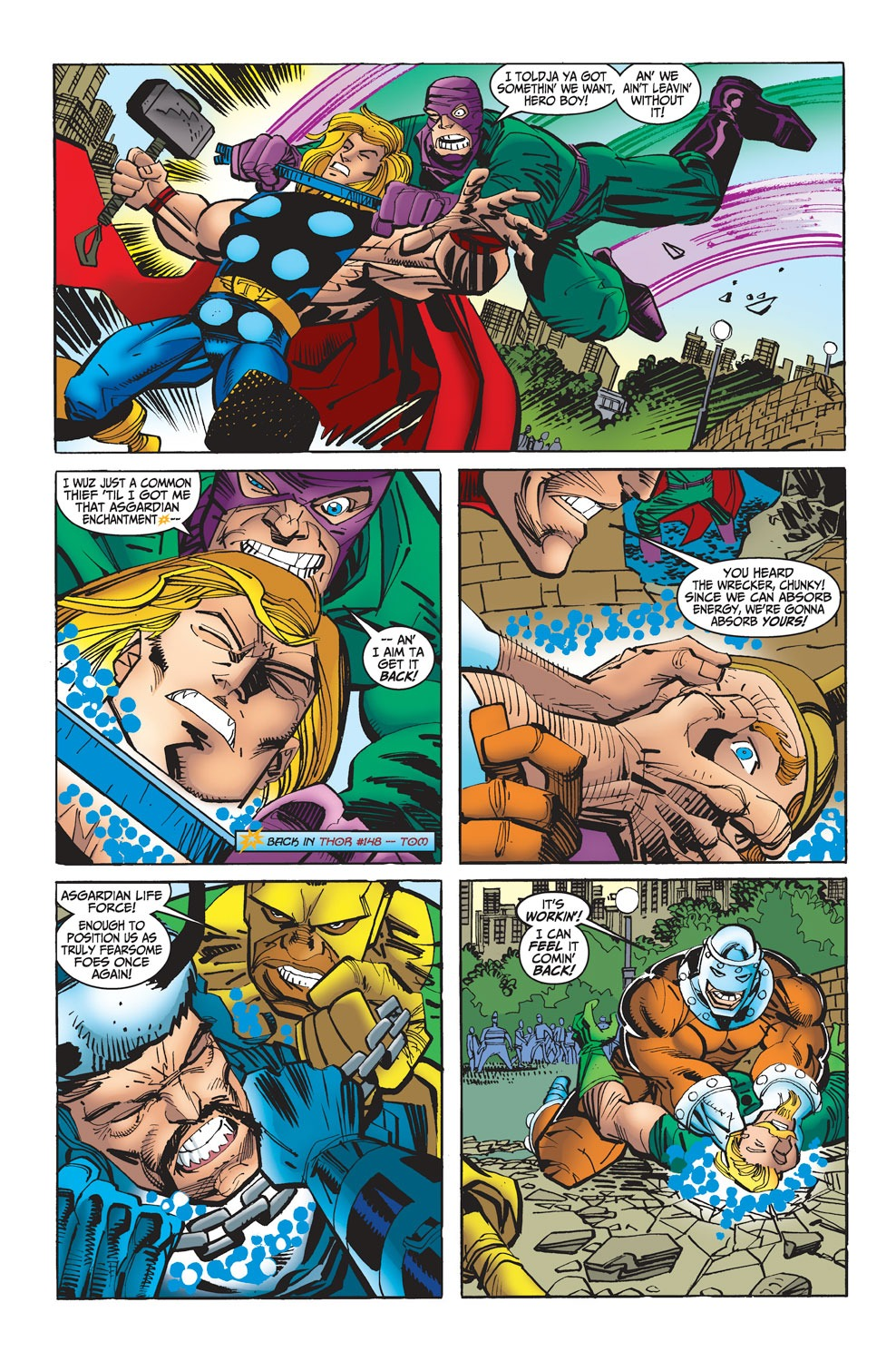 Thor (1998) Issue #28 #29 - English 18