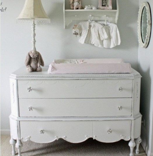 Shabby, White And More...