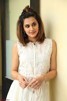 Taapsee Pannu in cream Sleeveless Kurti and Leggings at interview about Anando hma ~  Exclusive Celebrities Galleries 025.JPG