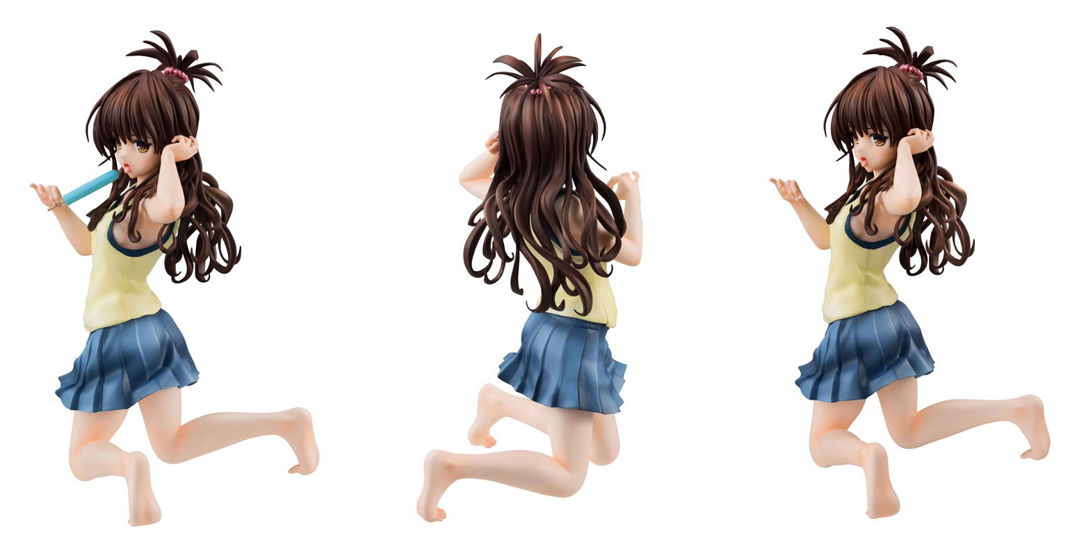 Teremos 9 novas figures de To Love Ru