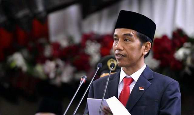 Presiden Jokowi: Pekerja Cina di Indonesia Hanya 21 Ribu Orang, Tidak Puluhan Juta
