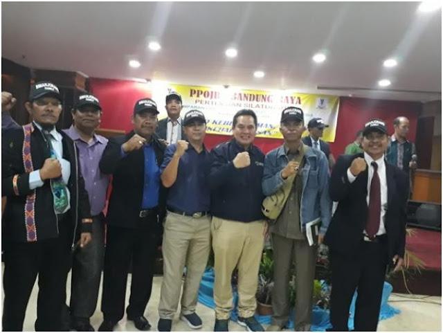 Punguan Ompu Jorang Raja Silaturahmi di Bandung