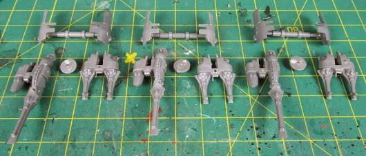 How to Lose at 40k*'**/WIP'R'Us: How to Magnetize Wave Serpent/Falcon/Fire Prism We...         |          Mis Olvidadas Figuras