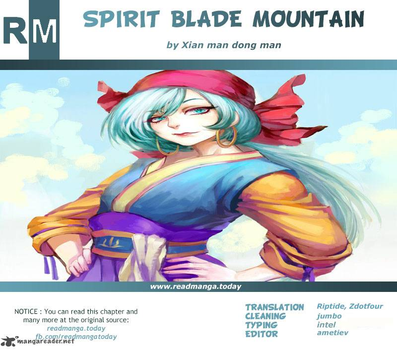 Spirit Blade Mountain - Chapter 88