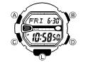ศูนย์รวมคนรักนาฬิกา: วิธีตั้งเวลานาฬิกา CASIO G-Shock
