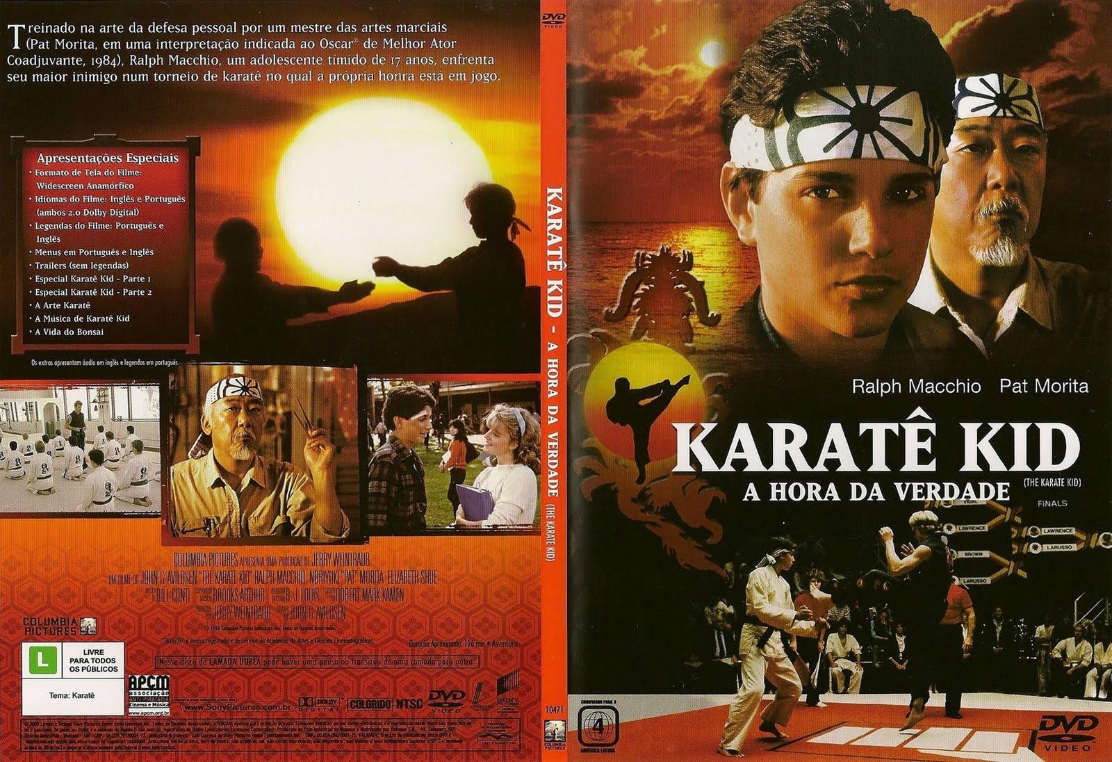o filme karate kid a hora da verdade