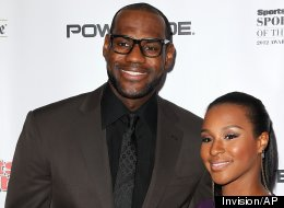 Operation Confidence Lebron James Married Miami Heat Star Reportedly Weds Girlfriend Savannah Brinson In San Diego