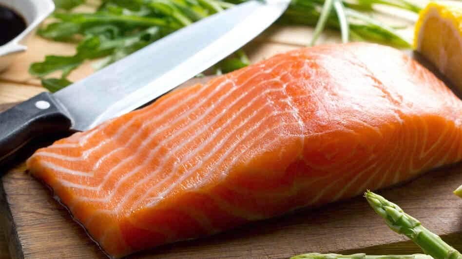 Daging Salmon Fillet