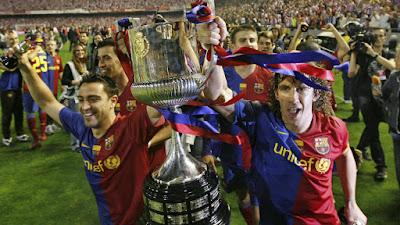 Copa Del Rey Final : Barcelona 4 vs 1 Athletic Bilbao 13-05-2009