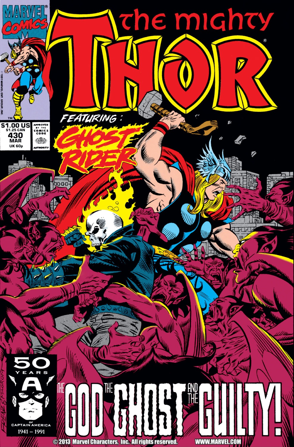 Thor (1966) 430 Page 1