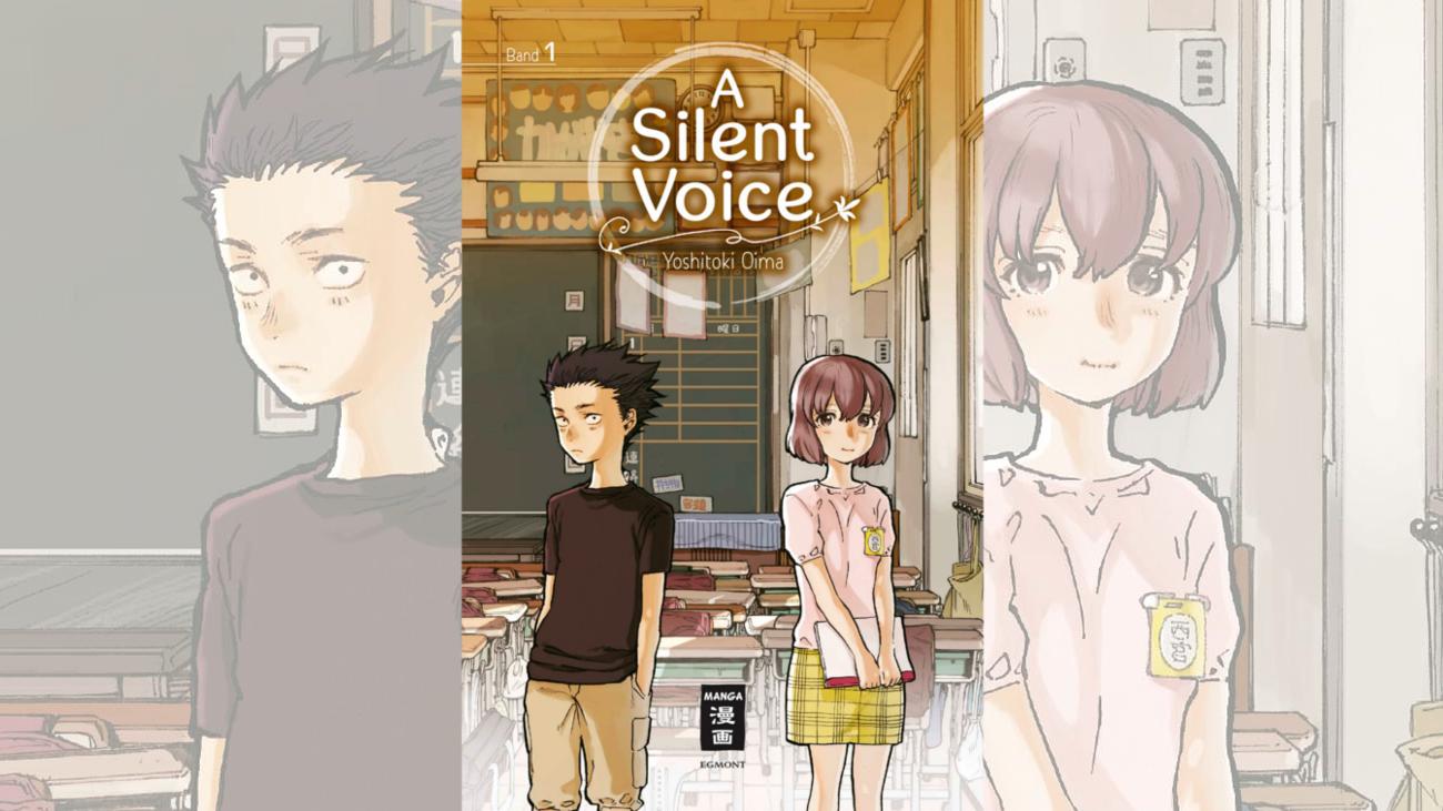 Manga Highlights 2016 A Silent Voice