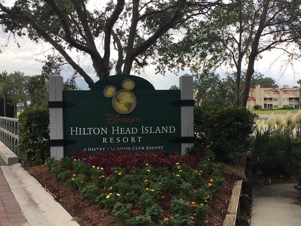 Wishdrawals Travel Disney S Hilton Head Resort Labor Day Weekend