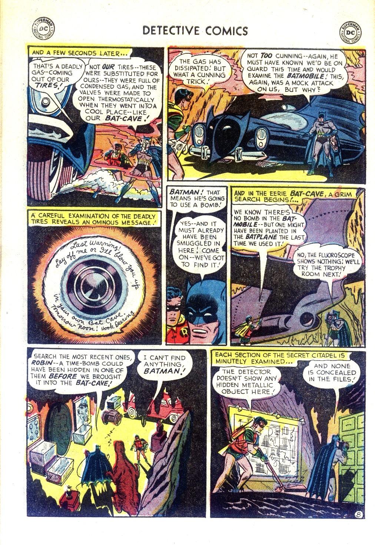 Read online Detective Comics (1937) comic -  Issue #188 - 10
